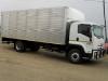 Aluminium trailer truck